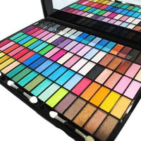 Splashing Pearl 100 Full Color Eyeshadow (Eye Shadow) Cosmetics Makeup Palette