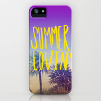 Summer Lovin' iPhone Case by Leah Flores | Society6