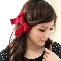 Bow Barrette - Tokyo Fashion - Polyvore