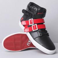 Radii Straight Jacket VLC Black Red