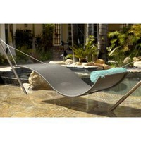 Outback Chair Co. Urban Balance Wave Wicker Hammock - Hammocks at Hammocks