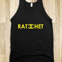 Ratchet, Yellow - whitegirlapparel