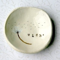 Wish Bowl by elmstudiosonline on Etsy