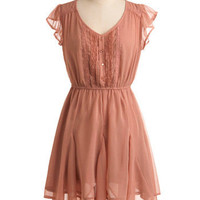 Chiffon Cloud Nine Dress | Mod Retro Vintage Dresses | ModCloth.com