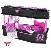 Monster High Draculaura Jewelry Box Coffin