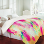 DENY Designs Home Accessories | Amy Sia Electric Haze Duvet Cover