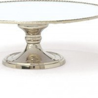 Mirrored Cake Stand from I Love Retro | Made By  | 29.95 | Bouf