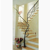 home is where the heart is / Tree banister