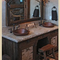 bathroom / vantity