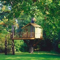Treehouses that i wish my dad would have built / ;)