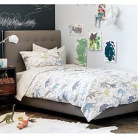 Dwell Studio Dinosaurs Multi Duvet Set