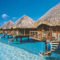Travel Bucket List / Bora Bora