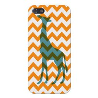Giraffe iPhone 5 Case from Zazzle.com