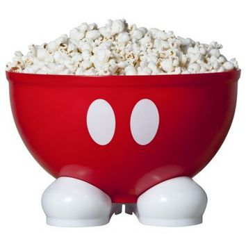 Mickey Mouse Popcorn or Snack Bowl
