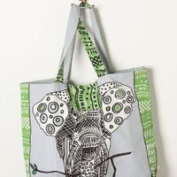 Loxodonta Tote - Anthropologie.com