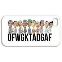 Amazon.com: Unique Designer Ofwgkta Odd Future OF Earl Golf Wang iphone 4 4s cover Best case show 1ya90: Electronics
