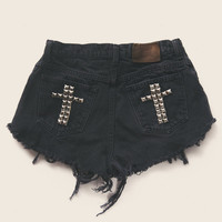 Double-Crossed Shorts | declared