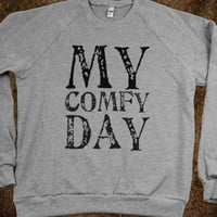 comfy day - Corkys