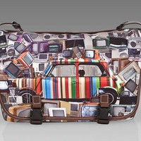 Retro To Go: Paul Smith Retro Mini Courier Bag