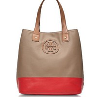 Color-block Michelle Tote