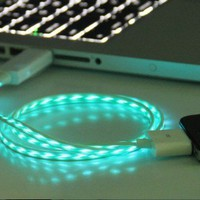 LED Iphone 4s Usb Cable,iphone 4 Us.. on Luulla