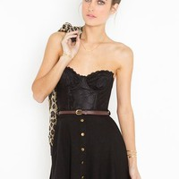 Sedona Belted Skirt - Black in What's New at Nasty Gal