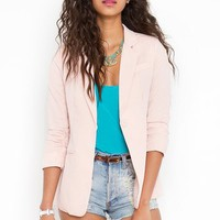 Beach Club Blazer in What's New at Nasty Gal
