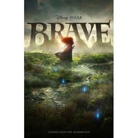 (11x17) Disney Brave Movie Poster