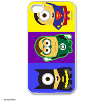 minion super hero new etsy Custom case by ArtPrintCustomCase