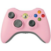 Amazon.com: Xbox 360 Wireless Controller Pink: Video Games