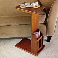 Magazine Snack Table, End Table, Side Table | Solutions