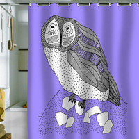 DENY Designs Home Accessories | Romi Vega Another Owl Shower Curtain