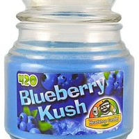 TrippyStore.com - Headshop - Blueberry Kush - Candle