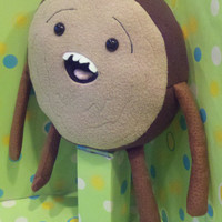 Adventure Time Inspired Cinnamon Bun Plush - Made To Order