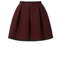 Orla Kiely - Heavy Wool Skirt