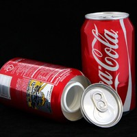 Coca Cola Stash Diversion Safe Can Free Pack of 1 1/4 Rasta Wrap