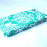 Damask iPhone 4 4S or iPhone 5 Case iPhone Back Cover by vassap