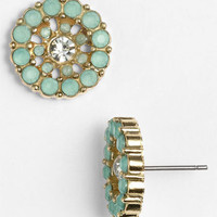 Carole Vintage Circle Stud Earrings | Nordstrom