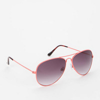 Urban Outfitters - Lollipop Aviator Sunglasses