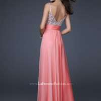 Bella Boutique :: *Dresses :: Prom Dresses :: Prom Dresses 2013 :: La Femme 16802 Dress