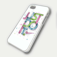 nike just do it nike cool TM00 iPhone 5 Case  iPhone by DeluxeCase