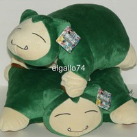 NEW NWT POKEMON SNORLAX ...