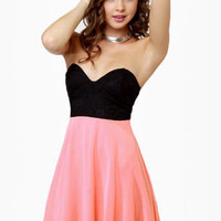 Juniors Strapless Dresses - Strapless Cocktail Dress | Lulus.com - Page 2