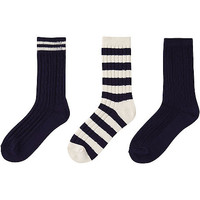 WOMEN SOCKS 3 PACK(CASUAL)