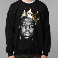 Biggie King Of NYC Crew Sweatshirt