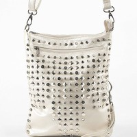 BKE Stone & Stud Crossbody Purse - Women's Bags | Buckle