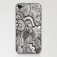 her hair Phone Skin by Bianca Green | Society6