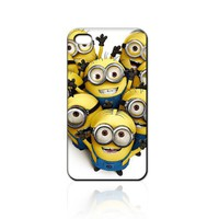 Despicable Me Hard Case Skin for Iphone 4 4s Iphone4 At