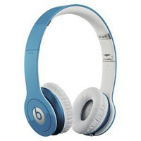 Beats by Dr. Dre Solo HD On-Ear Headphones - Sky Blue (900-00065-01)