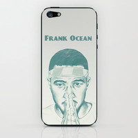 Frank Ocean iPhone &amp; iPod Skin by TwO Owls | Society6